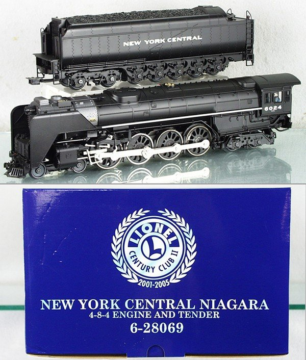 371: LIONEL 28069 NYC NIAGARA LOCO & TENDER