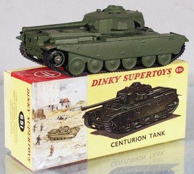 DINKY 651 CENTURION TANK