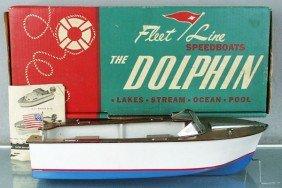 7: K&O FLEET LINE 500 DOLPHIN SPEED BOAT