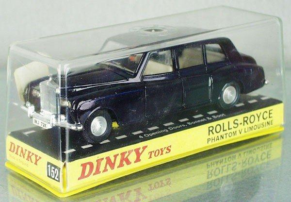 16: DINKY 152 ROLLS-ROYCE PHANTOM V LIMO