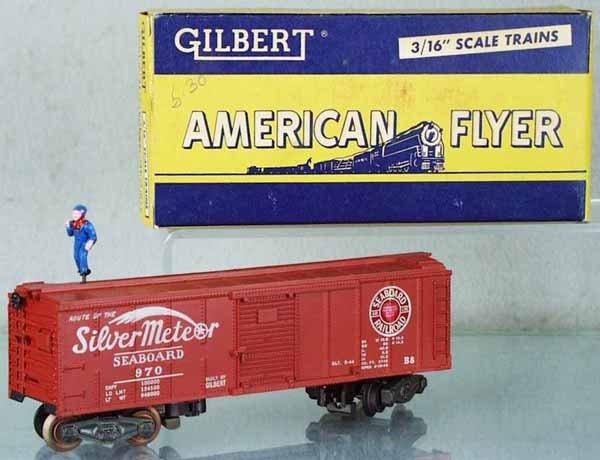 18: AMERICAN FLYER 970 BOX CAR