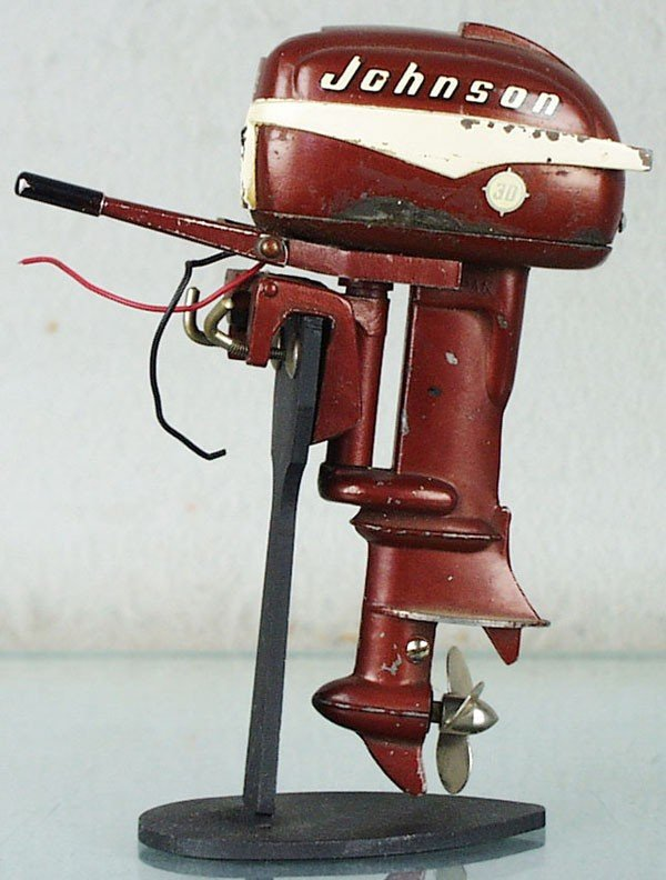 12: K&O JOHNSON SEA HORSE OUTBOARD MOTOR