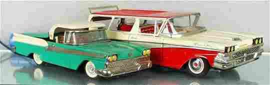 291 2 1959 FORD AUTOS