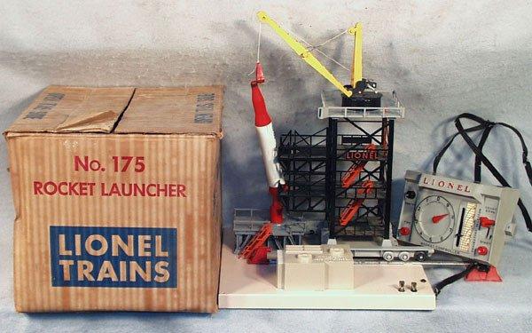 1002: LIONEL 175 ROCKET LAUNCHER