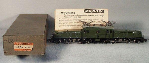 1021: MARKLIN CCS800 CROCODILE LOCO