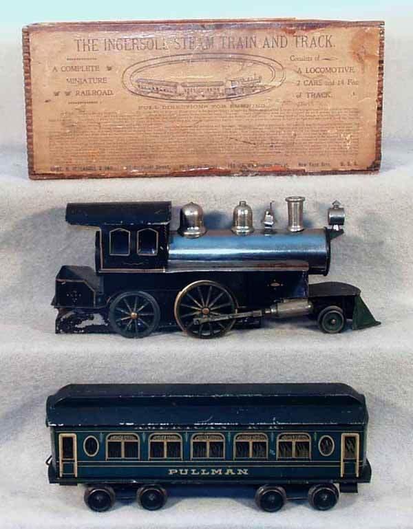 1114: INGERSOLL TRAIN SET