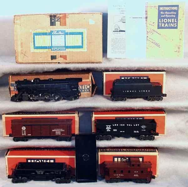 1380: LIONEL 2137WS TRAIN SET