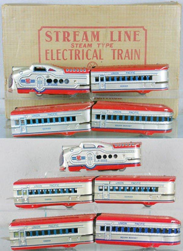 88: 2 MARX TRAIN SETS