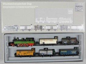MARKLIN 2857 WURTTEMBERG TRAIN SET
