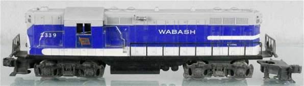 162 LIONEL 2339 WABASH GP DIESEL