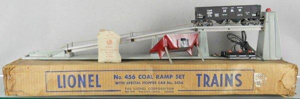 163: LIONEL 456 COAL RAMP SET