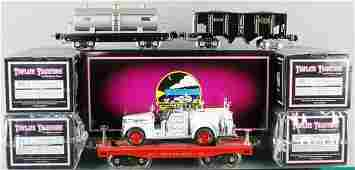 279 5 MTH LIONEL FREIGHT CARS