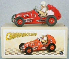CHAMPION MIDGET RACER