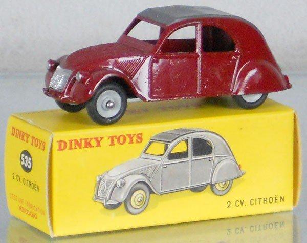 83: DINKY FR535 2 CV CITROEN