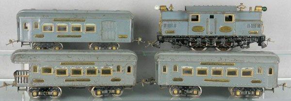 6: IVES TRAIN SET