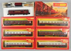 7 TRIANG COACHES