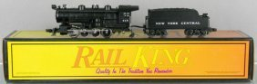 MTH RAIL KING 30-1123-0 NYC LOCO & TENDER