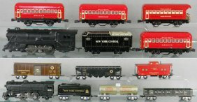 2 MARX TRAIN SETS