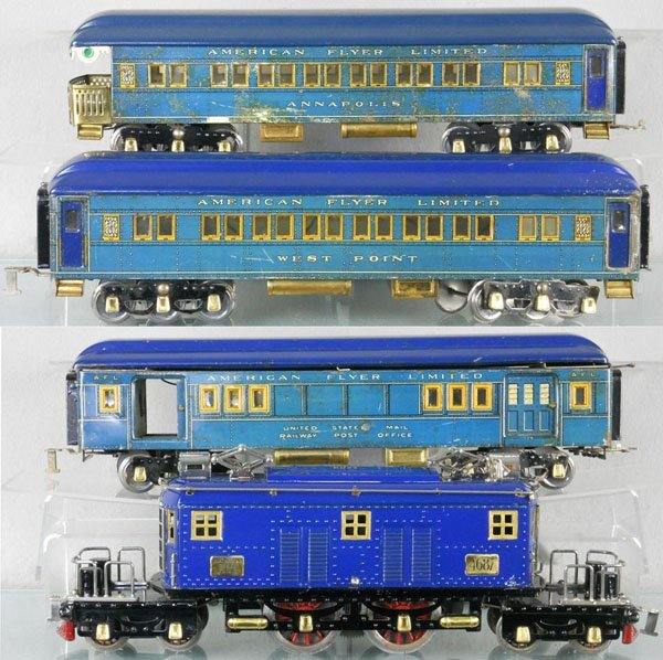 101: AMERICAN FLYER PRESIDENT SPECIAL SET