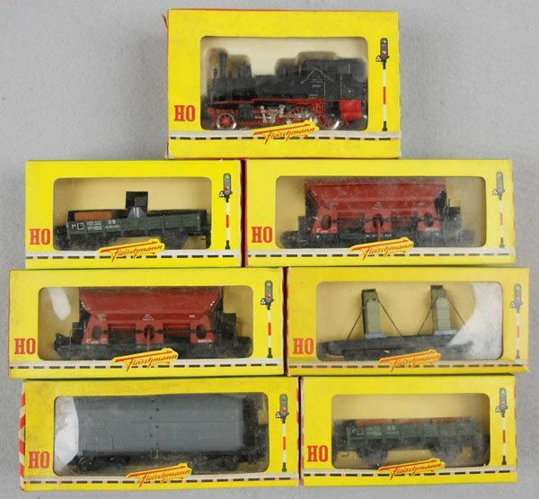 141: FLEISCHMANN TRAIN SET