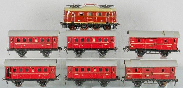 156: FLEISCHMANN TRAIN SET