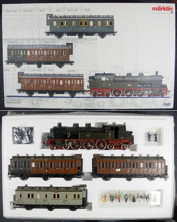 300: MARKLIN TRAIN SET