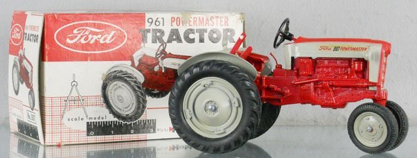 10: HUBLEY 961 FORD TRACTOR