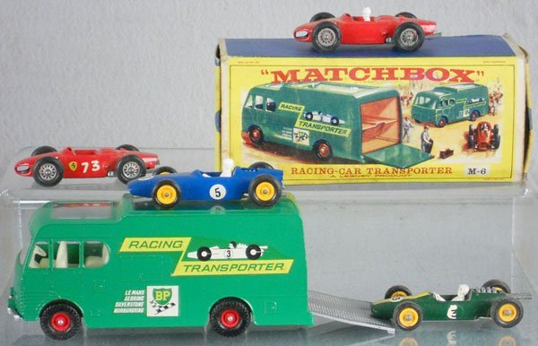 22: MATCHBOX LOT