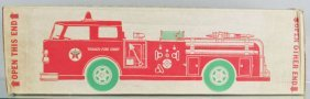 AMF WEN MAC TEXACO FIRE TRUCK