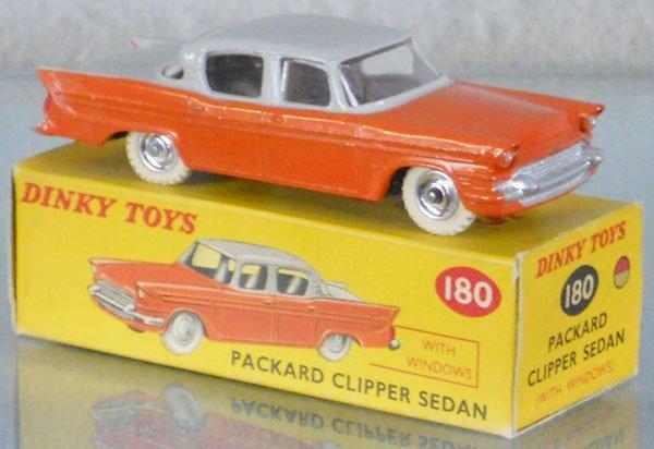 195: DINKY 180 PACKARD CLIPPER SEDAN