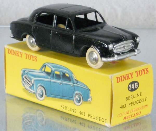 199: DINKY FR24B BERLINE 403 PEUGEOT