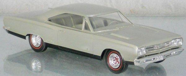 216: JOHAN 1969 PLYMOUTH GTX PROMO