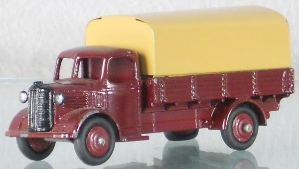 7: DINKY 30S AUSTIN COVERED TRUCK