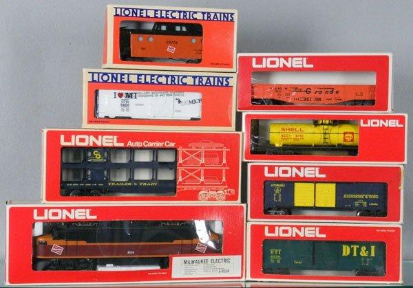2: LIONEL MIDWEST TRAIN SET