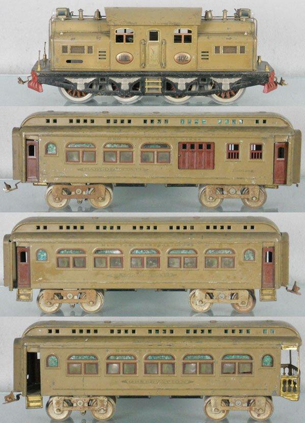 3: LIONEL TRAIN SET