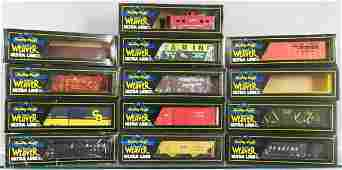 79 13 WEAVER FREIGHT CARS