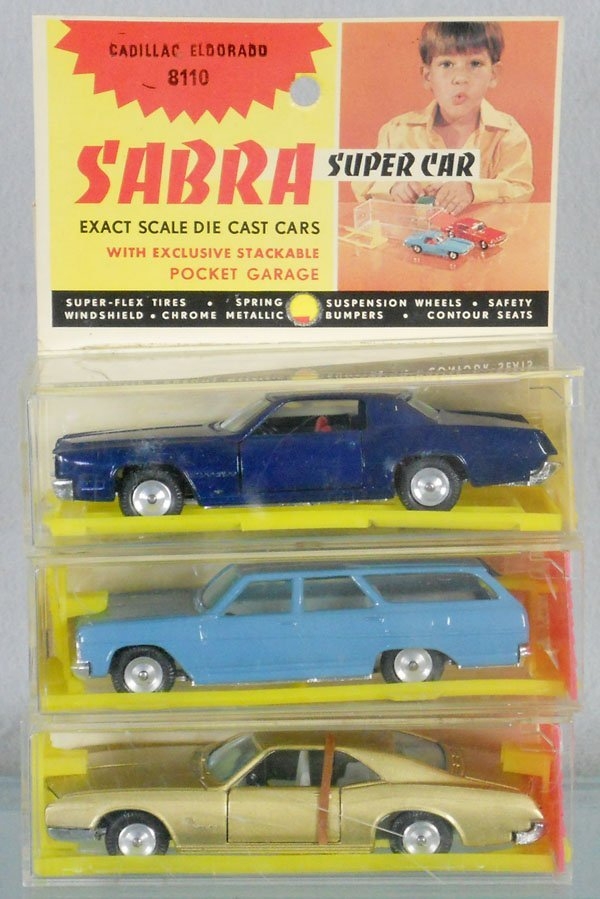 13: 3 SABRA AUTOS