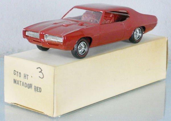 17: MPC 1969 PONTIAC GTO PROMO
