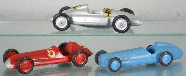 23: 3 MERCURY RACE CARS