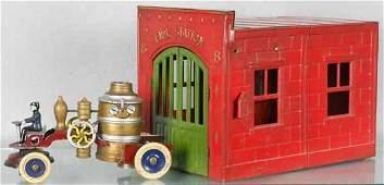 448 KINGSBURY FIRE STATION  PUMPER