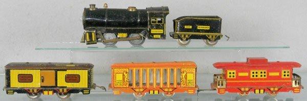 156: HOGE TOM THUMB TRAIN SET