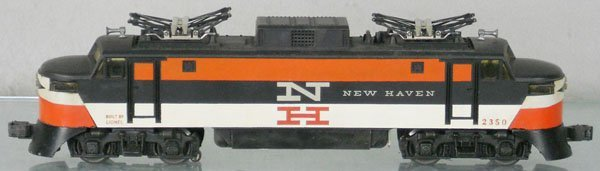 LIONEL 2350 NEW HAVEN EP5