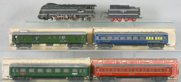 MARKLIN TRAIN SET