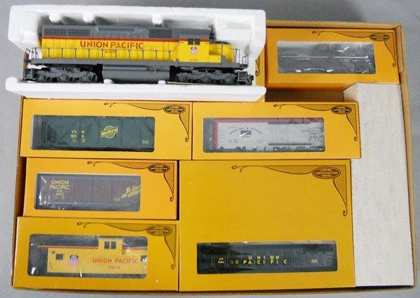 LIONEL 1361 GOLD COAST LTD TRAIN SET - Feb 16, 2013 | Lloyd Ralston Gallery in CT