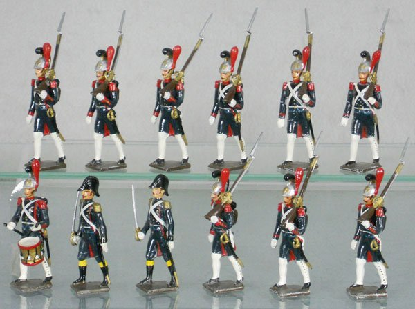MIGNOT FRENCH INFANTRY