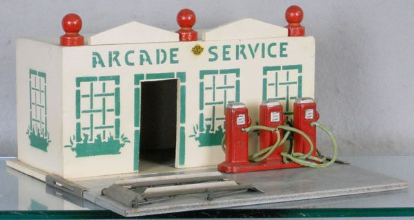 ARCADE SERVICE CENTER
