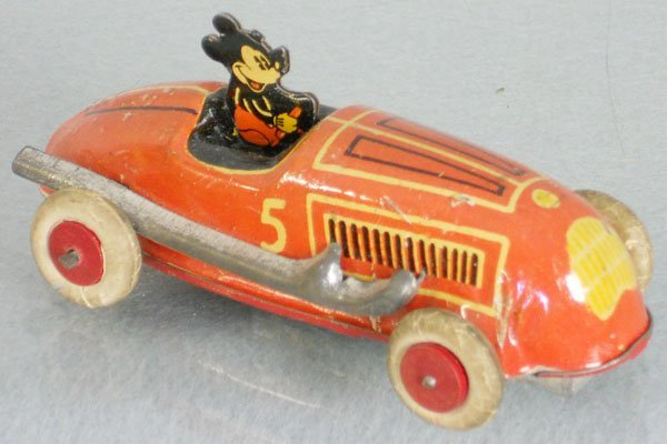 LINDSTROM MICKEY MOUSE RACER
