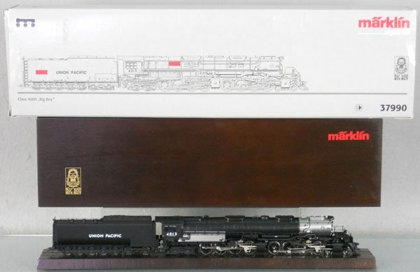 MARKLIN 37990 UNION PACIFIC BIG BOY LOCO