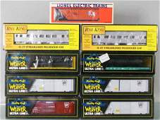 WEAVER MTH  LIONEL FREIGHT CARS