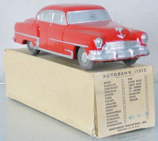 BANTHRICO 1954 CHRYSLER NEW YORKER BANK PROMO